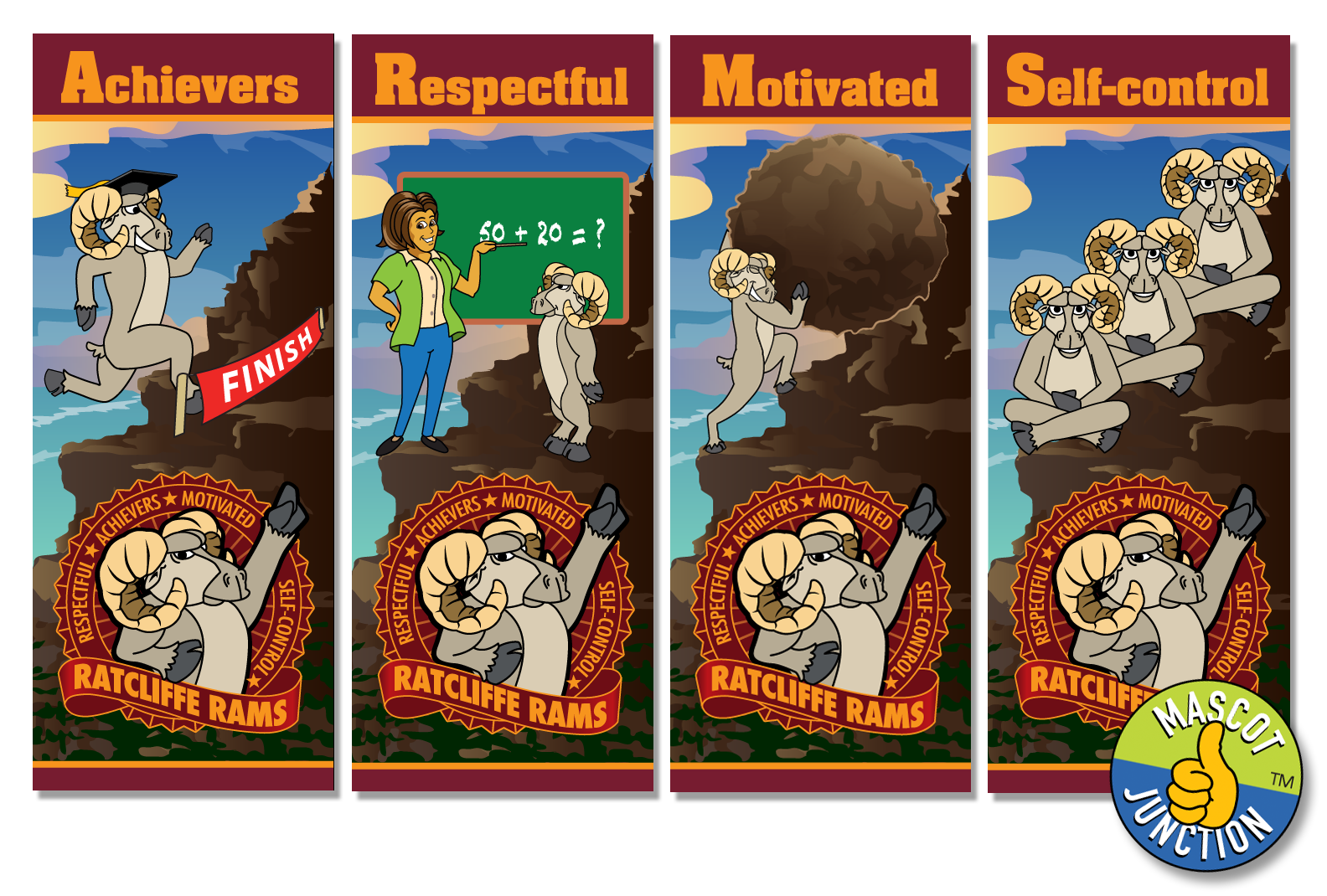 RAMS_PBIS-Banners