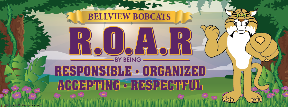 ROAR Bobcat Banner