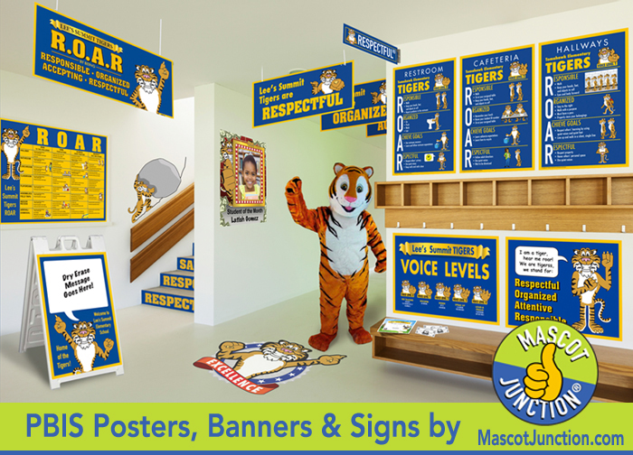 Posters Banners PBIS Banners Character Education